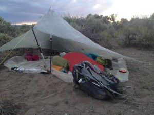 Camp setup